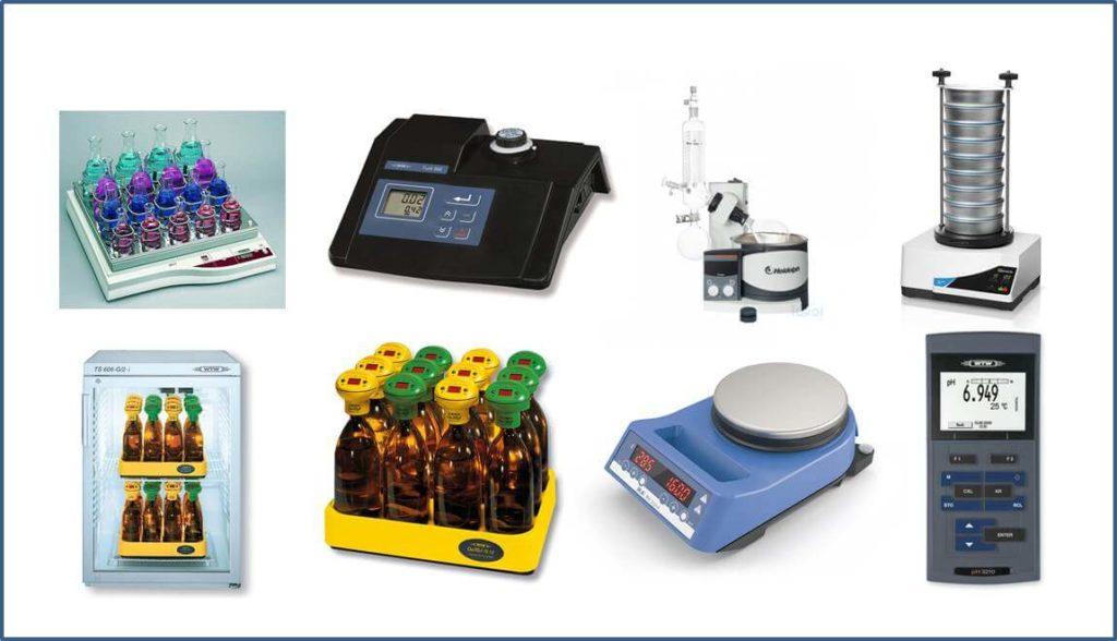 Temel Laboratuvar Cihazları