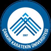 çankırı karatekin üni logo