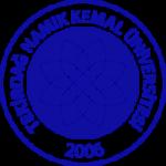 tekirdağ namık kemal üni logo