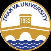 trakya üni logo