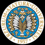 atatürk üni logo