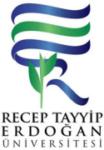 recep tayyip erdoğan üni logo